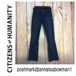 💸Citizens of Humanity Amber Mid Rise Bootcut Jean